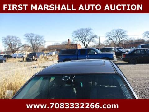 2004 BMW 3 Series for sale at First Marshall Auto Auction in Harvey IL