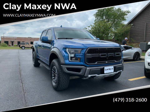 2019 Ford F-150 for sale at Clay Maxey NWA in Springdale AR