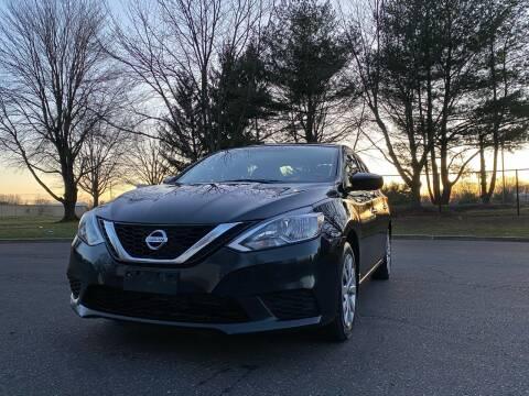 2017 Nissan Sentra for sale at Starz Auto Group in Delran NJ