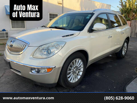 2011 Buick Enclave for sale at Auto Max of Ventura - Automax 3 in Ventura CA