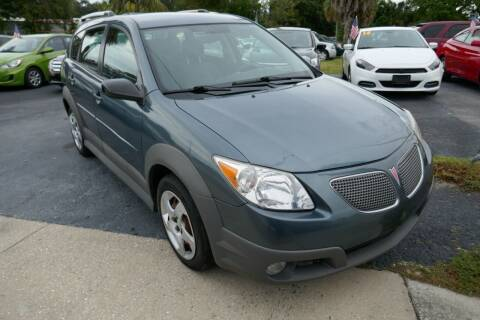 2008 Pontiac Vibe for sale at J Linn Motors in Clearwater FL