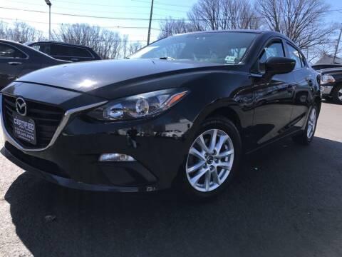 2016 Mazda MAZDA3 for sale at Certified Auto Exchange in Keyport NJ