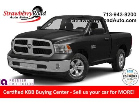 2013 RAM Ram Pickup 1500 for sale at Strawberry Road Auto Sales in Pasadena TX