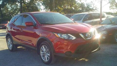 2017 Nissan Rogue Sport for sale at Global Vehicles,Inc in Irving TX