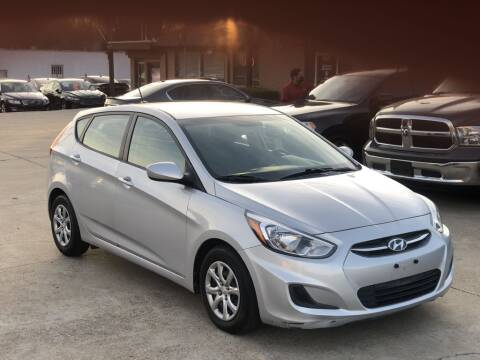 2017 Hyundai Accent for sale at Safeen Motors in Garland TX