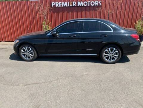 2015 Mercedes-Benz C-Class for sale at PREMIERMOTORS  INC. in Milton Freewater OR