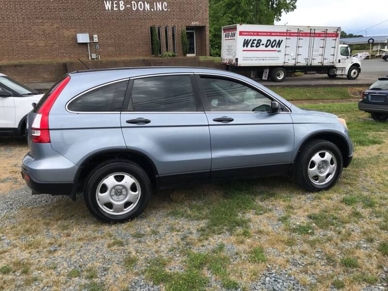 2009 Honda CR-V for sale at Clayton Auto Sales in Winston-Salem NC