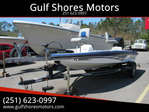 2006 PROCRA PRO165 for sale at Gulf Shores Motors in Gulf Shores AL