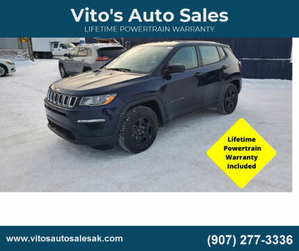 2018 Jeep Compass for sale at Vito's Auto Sales in Anchorage AK