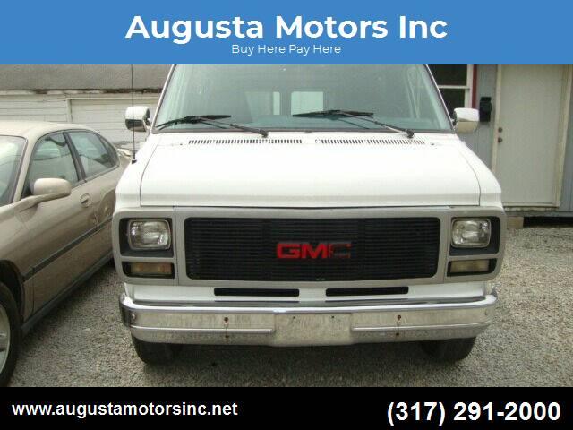 1994 GMC Vandura for sale at Augusta Motors Inc in Indianapolis IN
