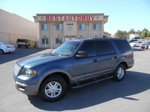 2004 Ford Expedition for sale at Best Auto Buy in Las Vegas NV
