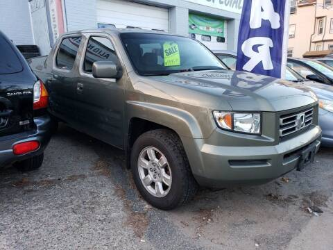 2007 Honda Ridgeline for sale at Devaney Auto Sales & Service in East Providence RI