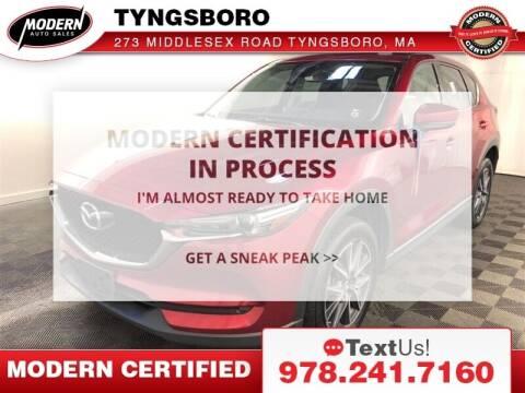 2017 Mazda CX-5 for sale at Modern Auto Sales in Tyngsboro MA