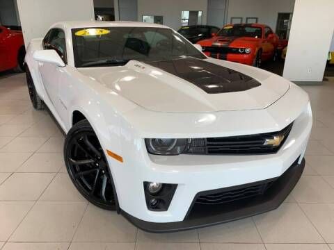2015 Chevrolet Camaro for sale at Auto Mall of Springfield in Springfield IL