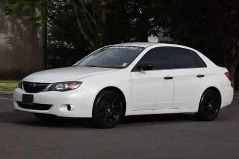 2008 Subaru Impreza for sale at Overland Automotive in Hillsboro OR