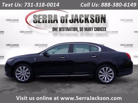 2016 Lincoln MKS for sale at Serra Of Jackson in Jackson TN