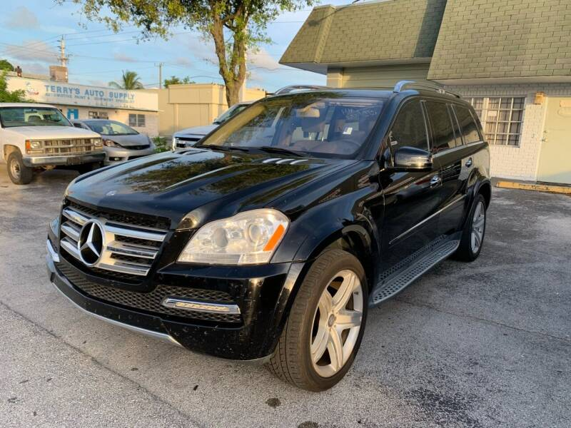 2012 Mercedes-Benz GL-Class for sale at Citywide Auto Group LLC in Pompano Beach FL