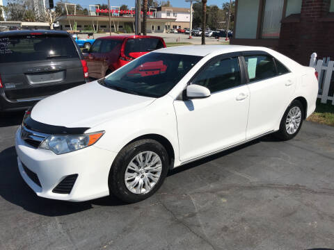 2012 Toyota Camry for sale at Riviera Auto Sales South in Daytona Beach FL
