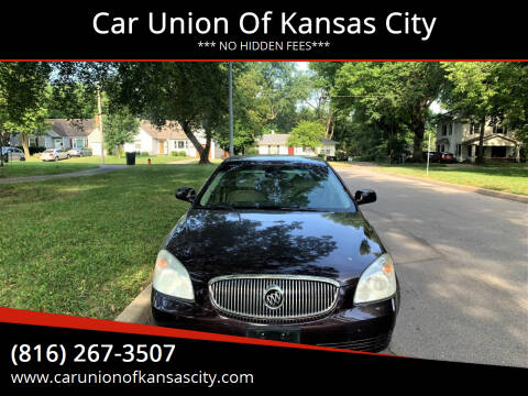 2008 Buick Lucerne for sale at Car Union Of Kansas City in Kansas City MO
