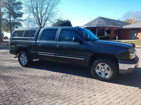 2005 Chevrolet Silverado 1500 for sale at CARS PLUS in Fayetteville TN