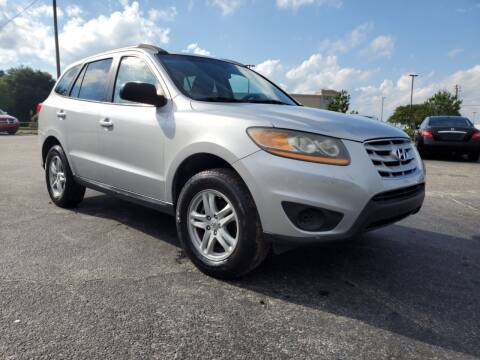 2010 Hyundai Santa Fe for sale at Ron's Used Cars in Sumter SC