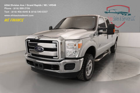 2012 Ford F-250 Super Duty for sale at Elvis Auto Sales LLC in Grand Rapids MI