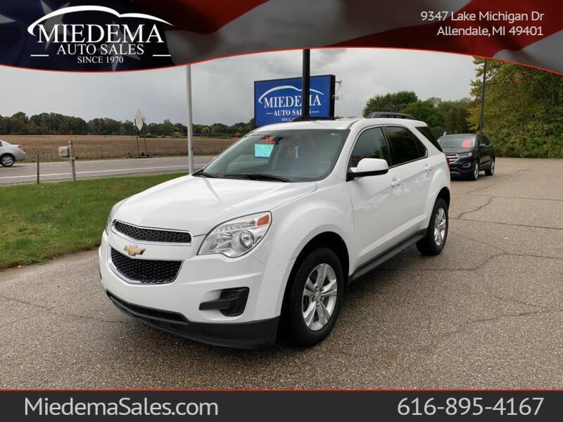 2014 Chevrolet Equinox for sale at Miedema Auto Sales in Allendale MI