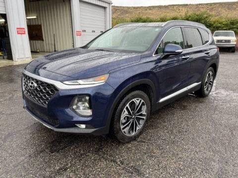 2020 Hyundai Santa Fe for sale at Stephen Wade Pre-Owned Supercenter in Saint George UT