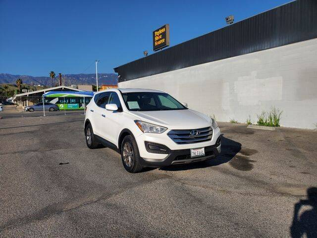 2014 Hyundai Santa Fe Sport for sale at Silver Star Auto in San Bernardino CA