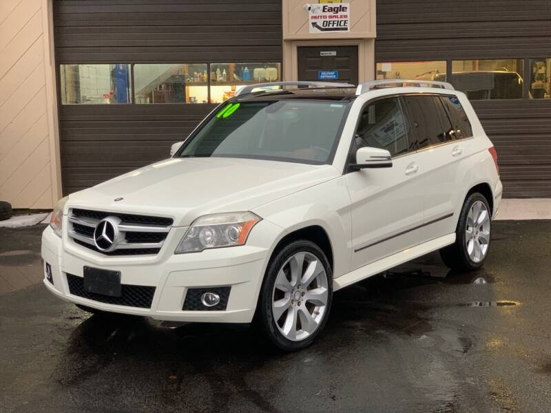 2010 Mercedes-Benz GLK for sale at Eagle Auto Sales LLC in Holbrook MA