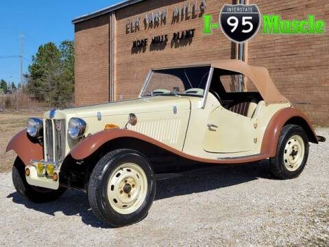 1968 Volkswagen Beetle for sale at I-95 Muscle in Hope Mills NC