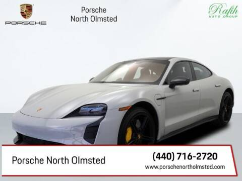 2021 Porsche Taycan for sale at Porsche North Olmsted in North Olmsted OH