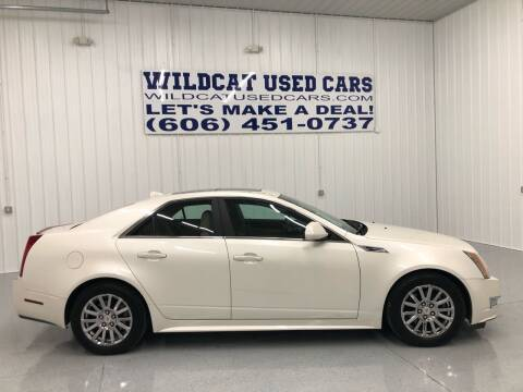 2010 Cadillac CTS for sale at Wildcat Used Cars in Somerset KY