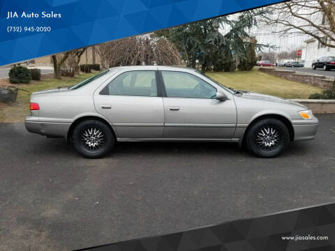 2001 Toyota Camry for sale at JIA Auto Sales in Port Monmouth NJ