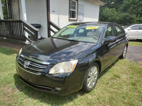 2006 Toyota Avalon for sale at Easy Auto Sales LLC in Charlotte NC