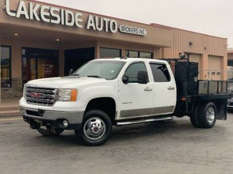 2012 GMC Sierra 3500HD CC for sale at Lakeside Auto Brokers in Colorado Springs CO