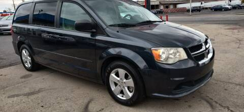 2013 Dodge Grand Caravan for sale at Nationwide Auto Group in Melrose Park IL