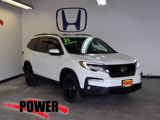 2021 Honda Pilot for sale in Albany, OR