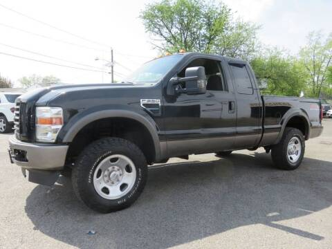 2009 Ford F-250 Super Duty for sale at US Auto in Pennsauken NJ