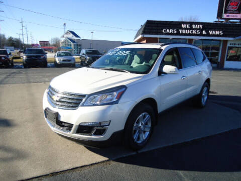 2014 Chevrolet Traverse for sale at Tom Cater Auto Sales in Toledo OH