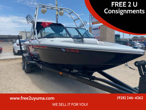 2007 Sanger 210 for sale at FREE 2 U Consignments in Yuma AZ