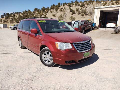 2008 Chrysler Town and Country for sale at Canyon View Auto Sales in Cedar City UT