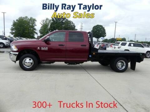 2018 RAM Ram Chassis 3500 for sale at Billy Ray Taylor Auto Sales in Cullman AL