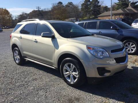 2015 Chevrolet Equinox for sale at Wholesale Auto Inc in Athens TN