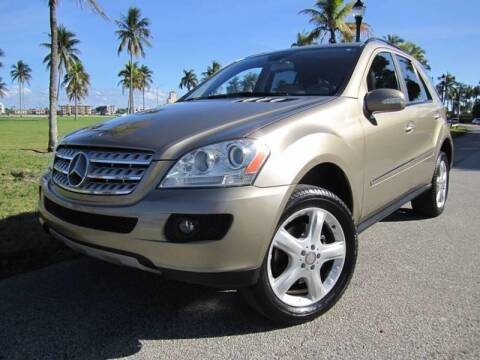 2008 Mercedes-Benz M-Class for sale at FLORIDACARSTOGO in West Palm Beach FL