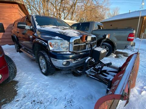 2007 Dodge Ram Pickup 3500 for sale at Sunrise Auto Sales in Stacy MN