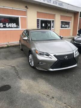 2018 Lexus ES 350 for sale at City to City Auto Sales in Richmond VA