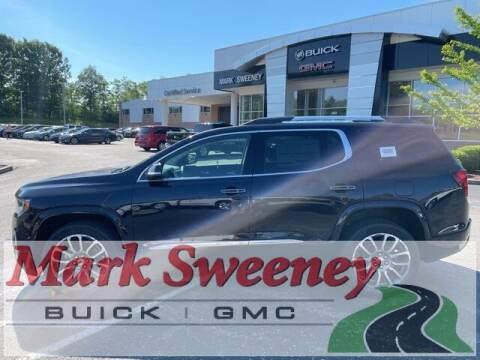2021 GMC Acadia for sale at Mark Sweeney Buick GMC in Cincinnati OH