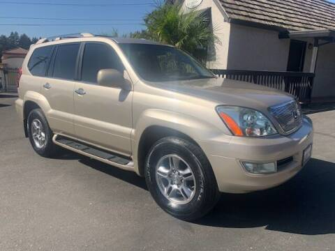 2008 Lexus GX 470 for sale at Three Bridges Auto Sales in Fair Oaks CA