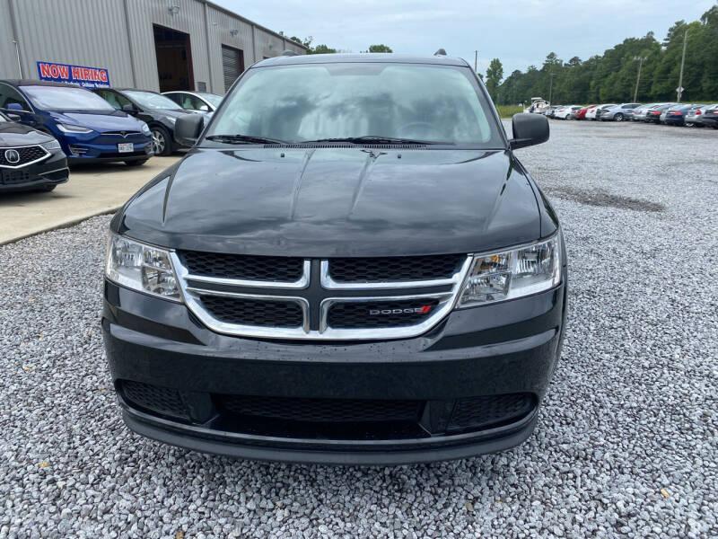 2016 Dodge Journey for sale at Alpha Automotive in Odenville AL